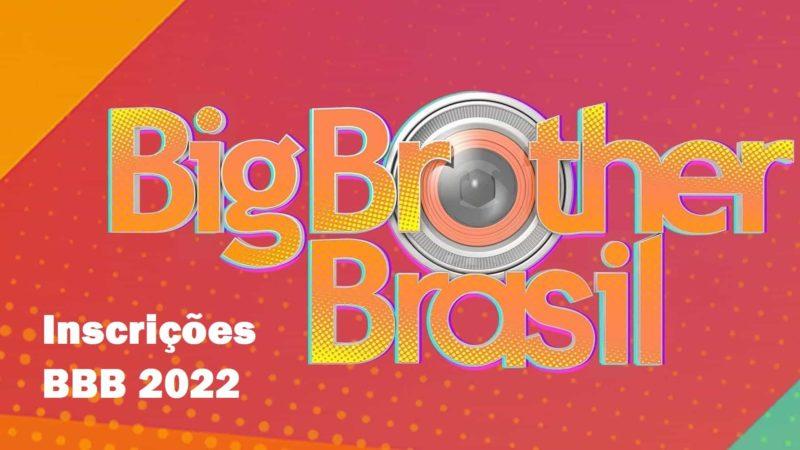 Inscrições BBB 2022
