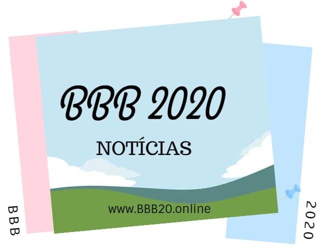 Enquete BBB20 notícias