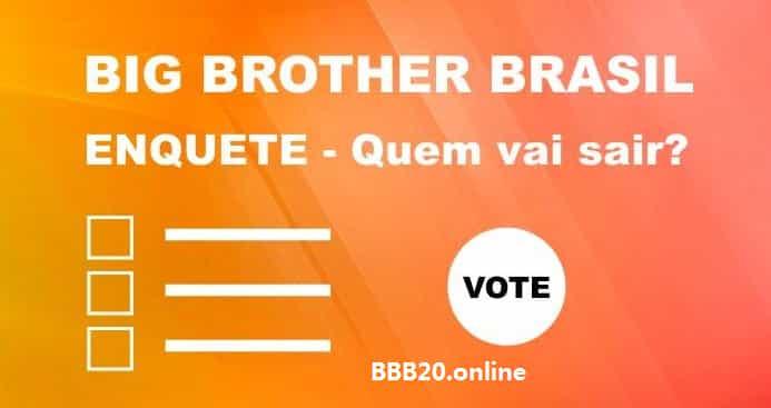 votação BBB 20 pela internet