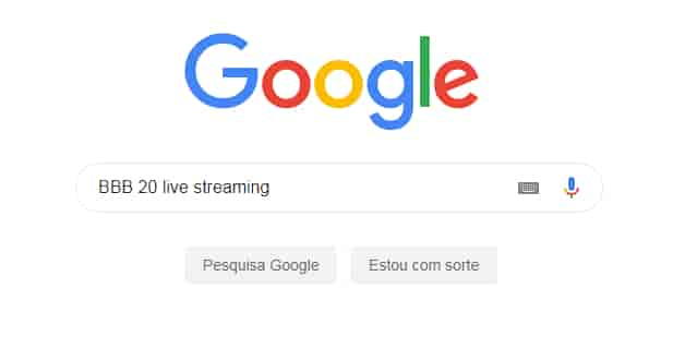 pesquise no google