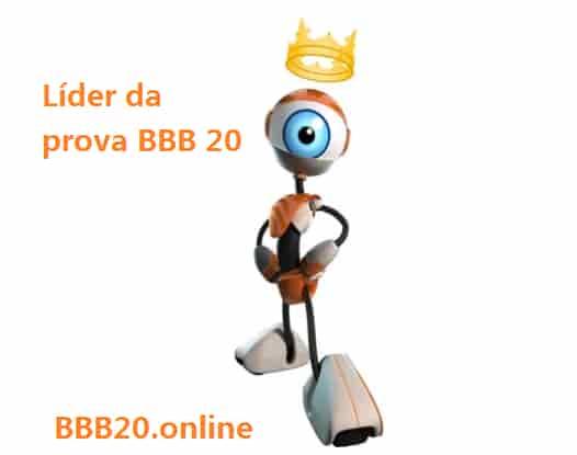 Líder da prova BBB 2022