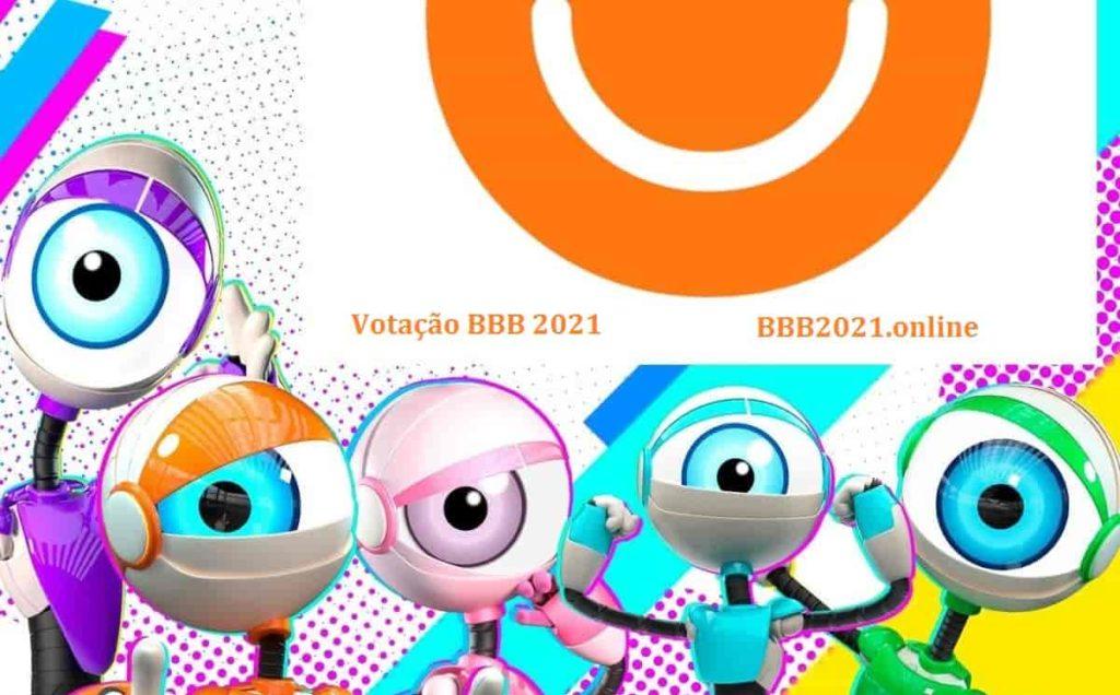 logo votação bbb 2021