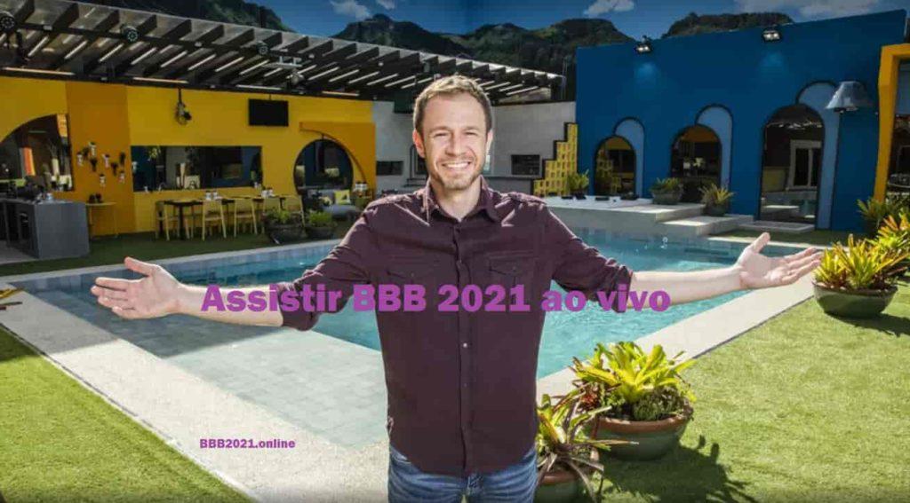 Assistir BBB 2021 ao vivo