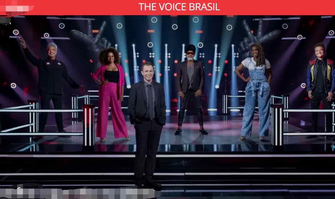 The Voice Brasil 2021