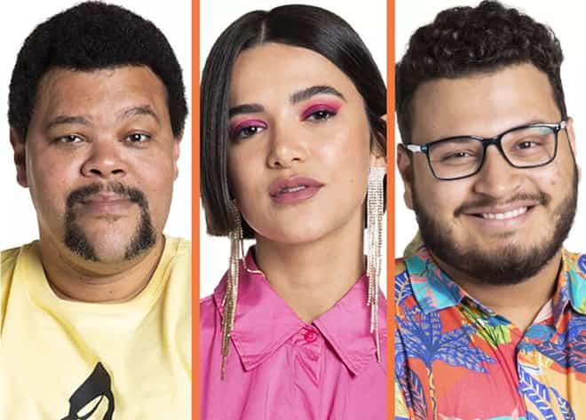 Sétimo Paredão BBB 2021: Quem você quer eliminar? Babu, Manu ou Victor Hugo?