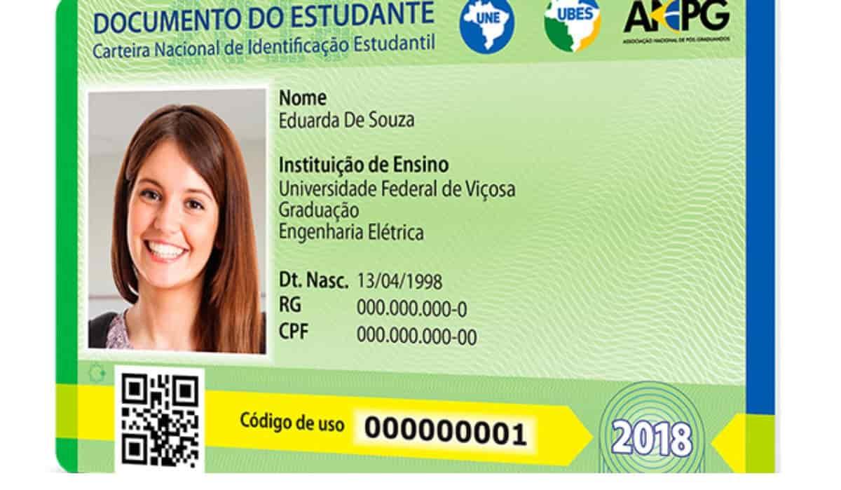 ID do aluno – como funciona, emissão