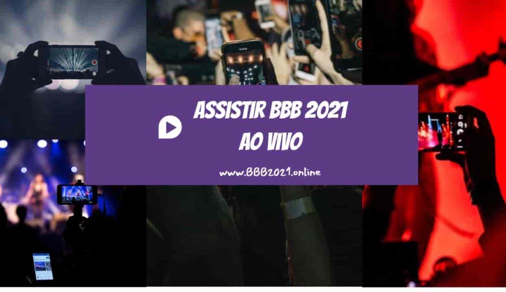 como Assistir BBB 2021 Ao Vivo