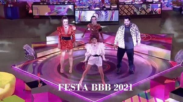 Festas BBB 2021