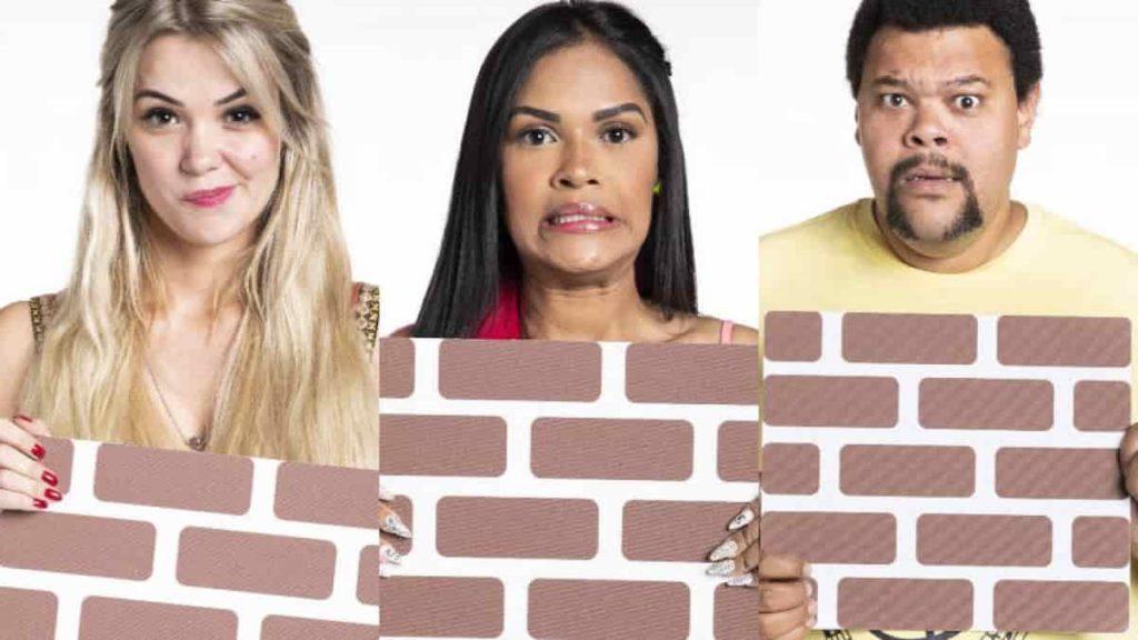 um paredão triplo do bbb 2021