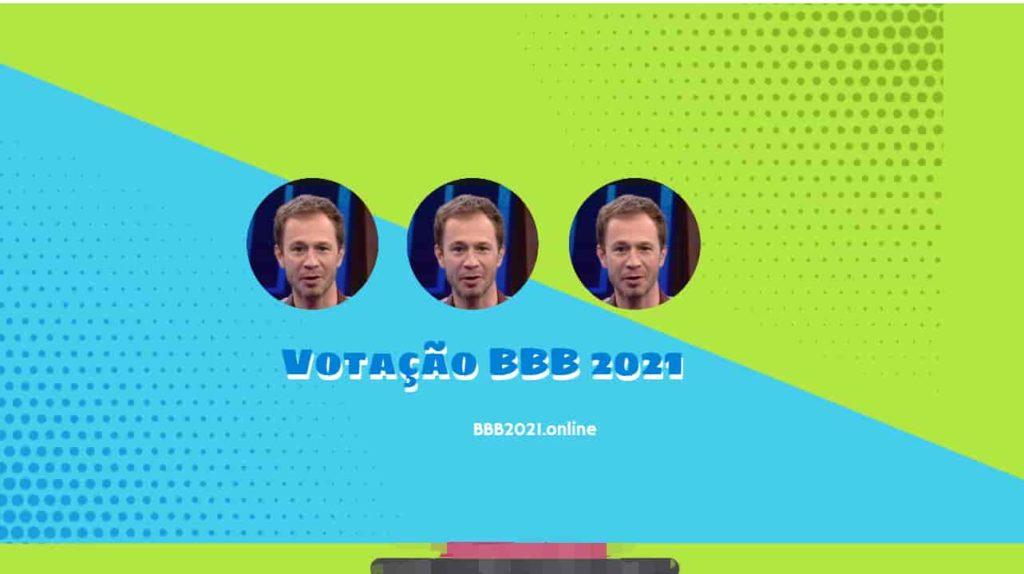 votação bbb 2021