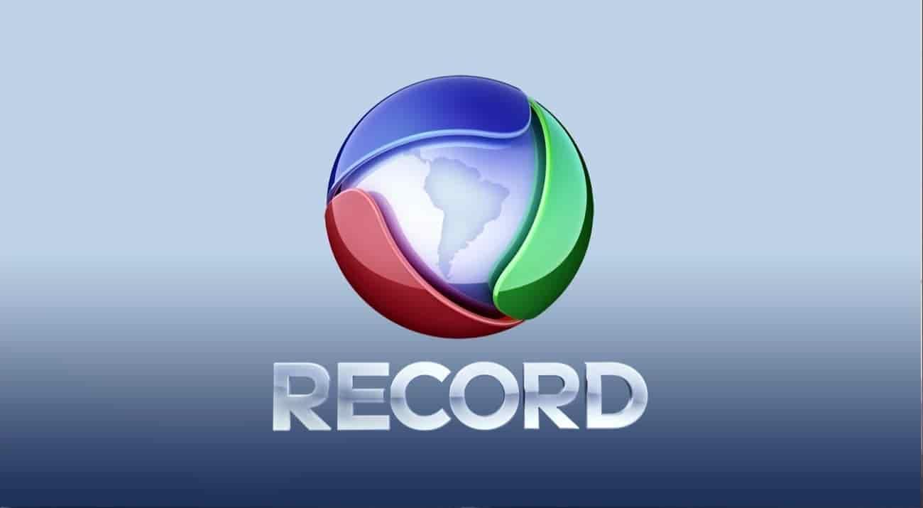 logo novelas record