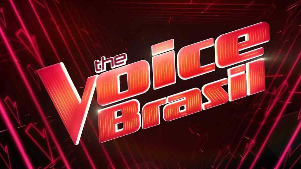 logo The Voice Brasil 2021