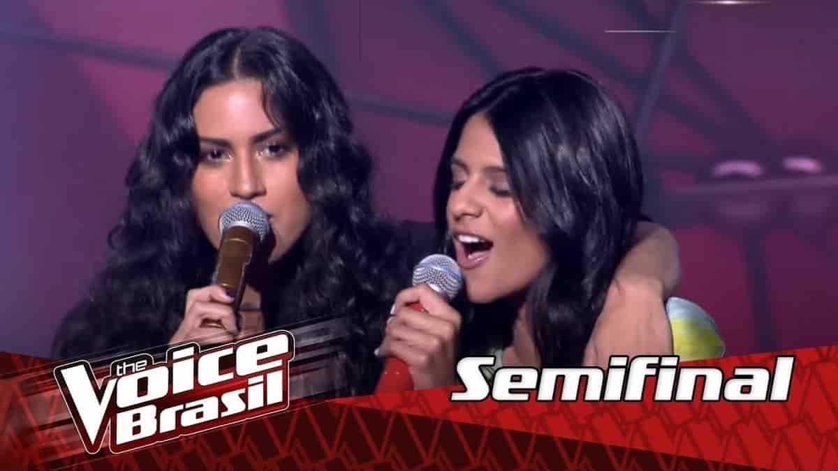 dois participantes semi-final