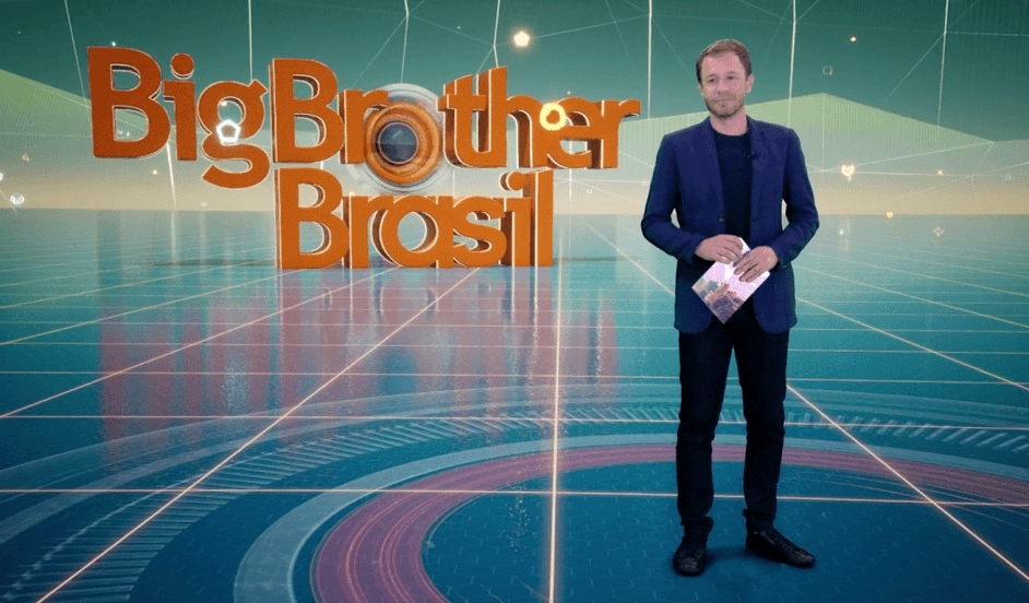Estreia BBB 2022 – dia 21 de janeiro (terça-feira)