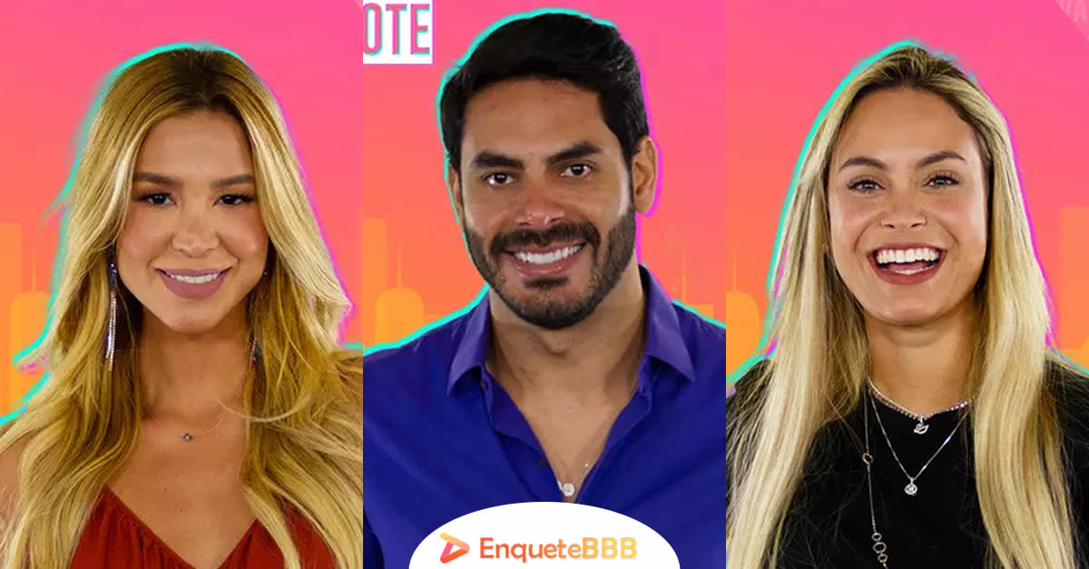 Paredão BBB 21: Quem você quer eliminar? Kerline, Rodolffo ou Sarah?