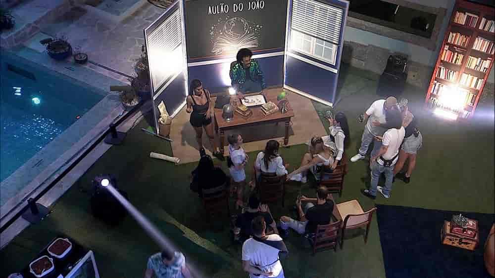 O que aconteceu na Festa do Líder João Luiz?
