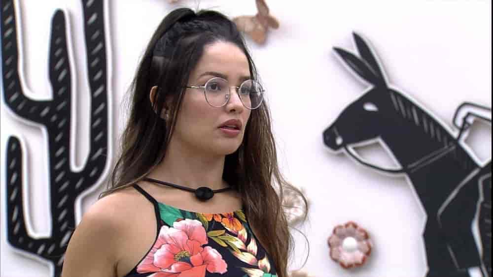 Juliette fala sobre estratégia de jogo e especula sobre Fiuk no BBB21: 'Vou criar mais um voto'