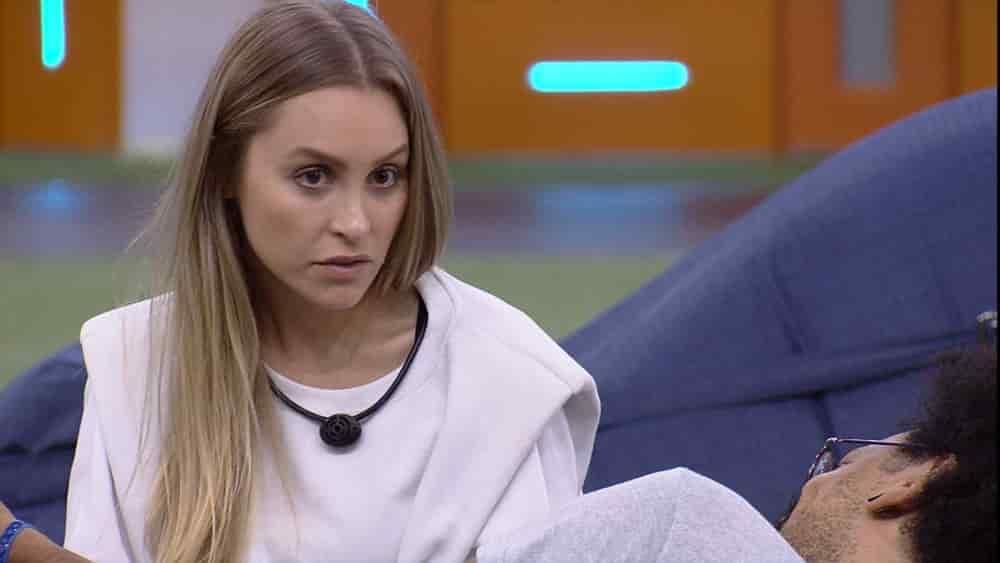 Carla Diaz fala sobre imunidade do Anjo e afirma sobre Arthur no BBB21: 'Já mudou o discurso'