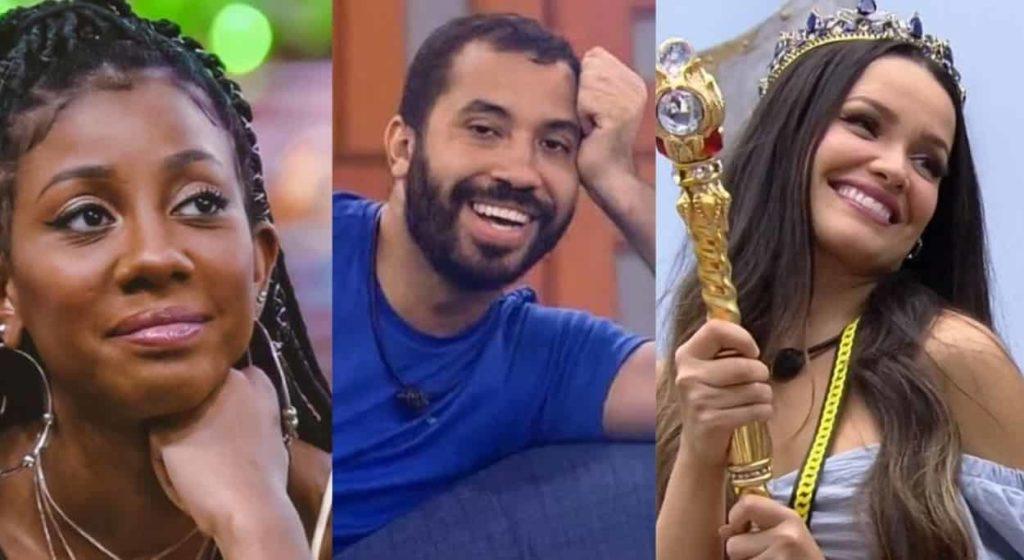 Camilla, Gilberto ou Juliette
