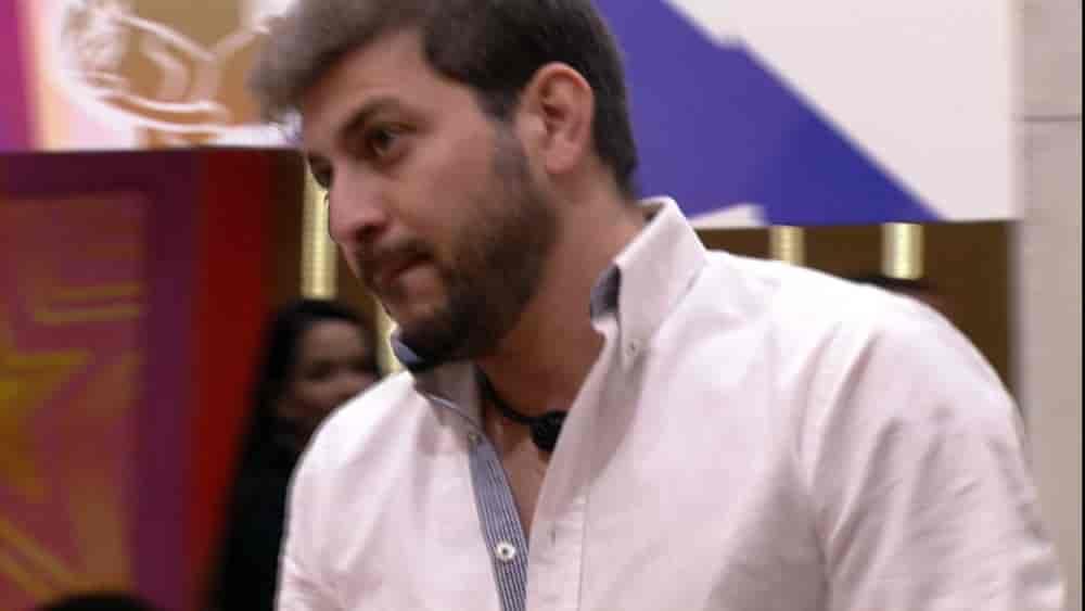 Com 70,22% dos votos, Caio é o 11º eliminado do BBB21