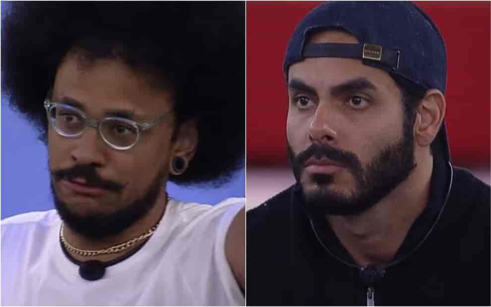 Depois de fala preconceituosa de Rodolffo, João Luiz se recusa a perdoar o brother.