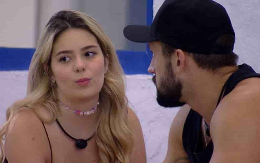 Viih Tube defende Arthur e acredita que a melhor amiga Thaís e Fiuk são uma 'chatice'