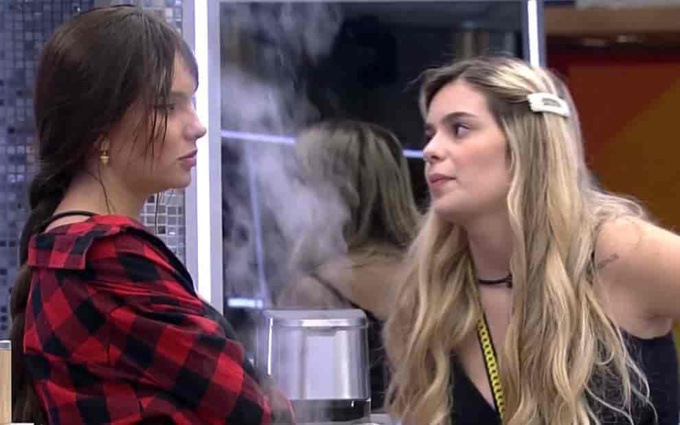 Viih Tube confirma: a sister quer que Juliette e Thaís briguem pela sua amizade!
