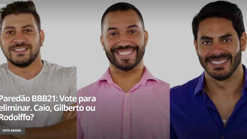Caio, Gilberto ou Rodolffo