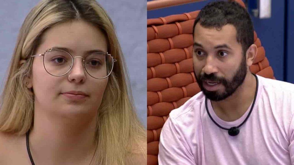 Viih Tube indicou Gilberto ao Paredão por achar o brother falso e escandaloso