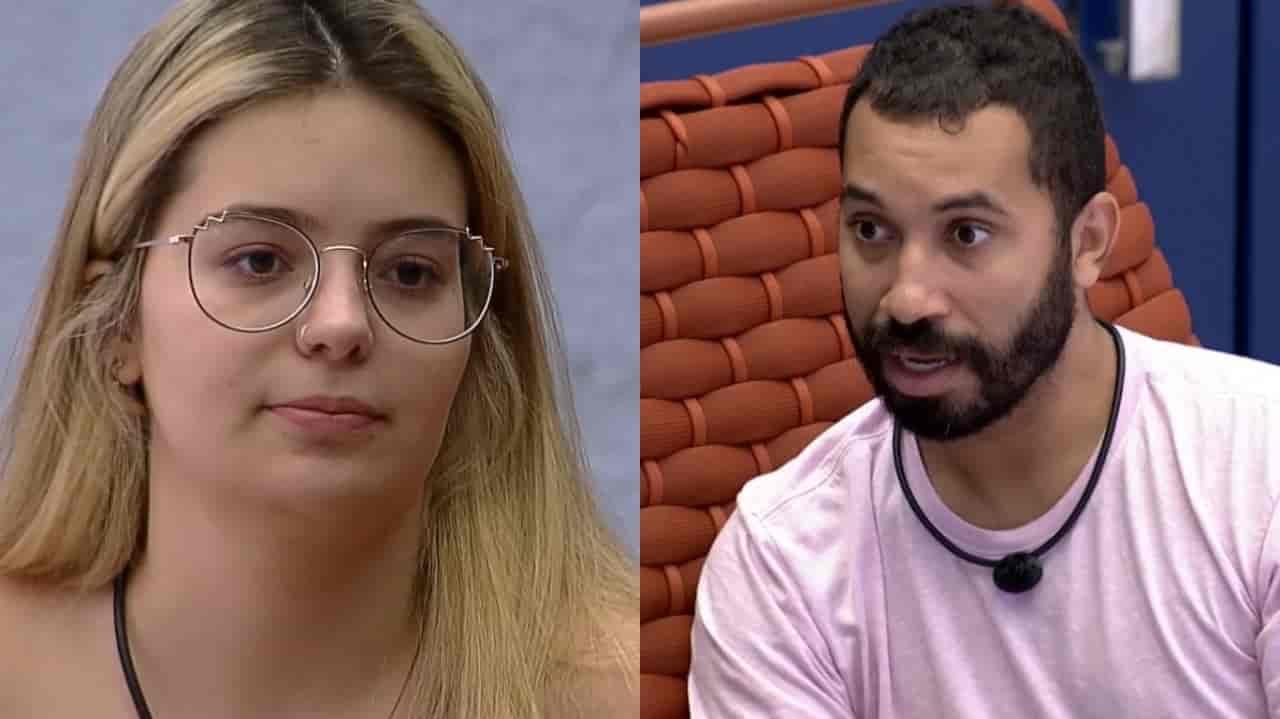 Viih Tube indicou Gilberto ao Paredão por achar o brother falso e escandaloso!