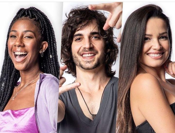 Quem vai vencer o BBB 21: Juliette, Fiuk ou Camilla de Lucas?