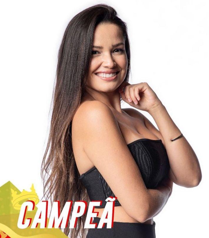 Juliette é campeã do BBB 21 com 90,15% dos votos
